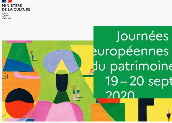 20 Affiche Journees Europeennes Patrimoine 1