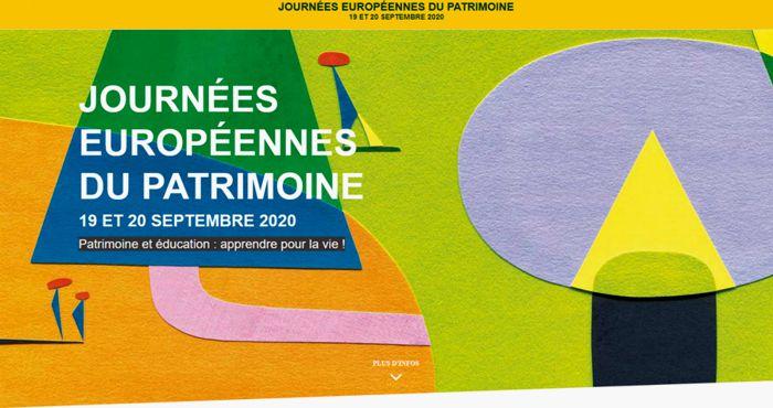 20 Affiche Journees Europeennes Patrimoine 2