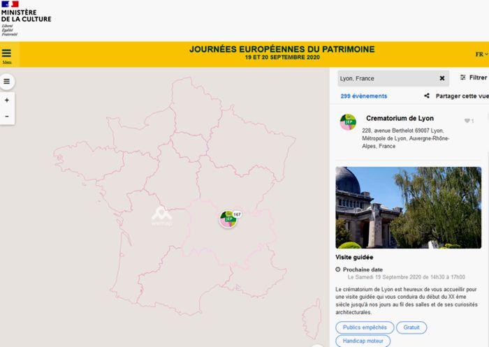 20 Journees Europeennes Patrimoine Site
