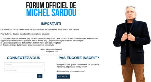 13 Forum Michel Sardou