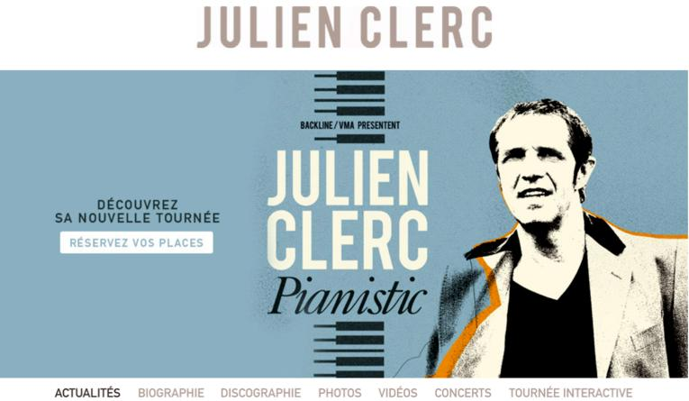 13 Julien Clerc