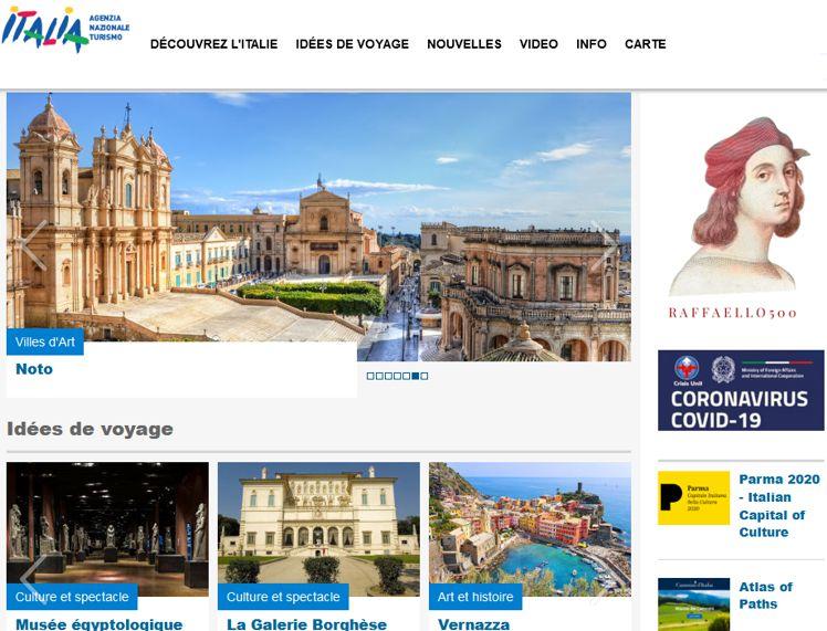20 Agence Nationale du Tourisme Italie