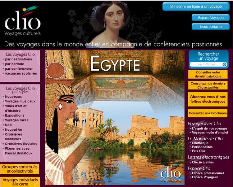 20 Clio Voyages Culturels