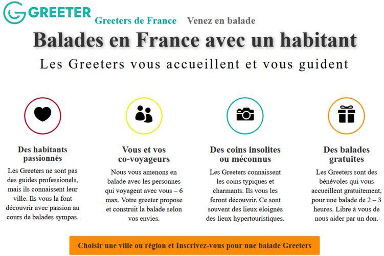 20 Greeter France