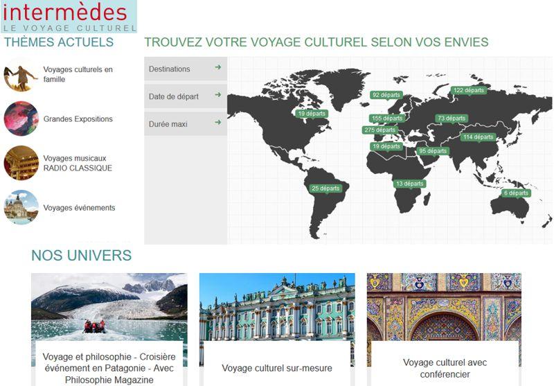 20 Intermedes Voyage Culturel