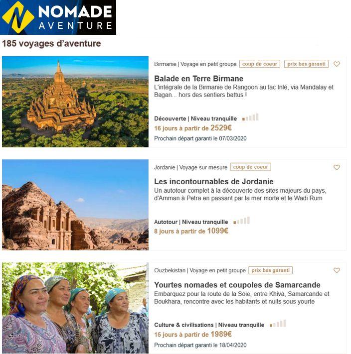 20 Nomade Aventure