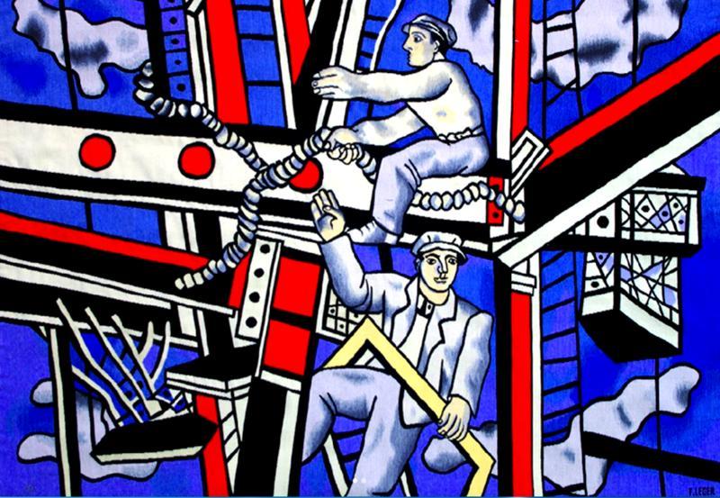 17 Beaubourg Metz Expo Fernand Leger 1