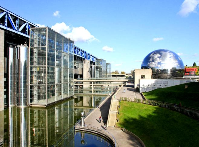18 La Villette Cite des Sciences & Industrie