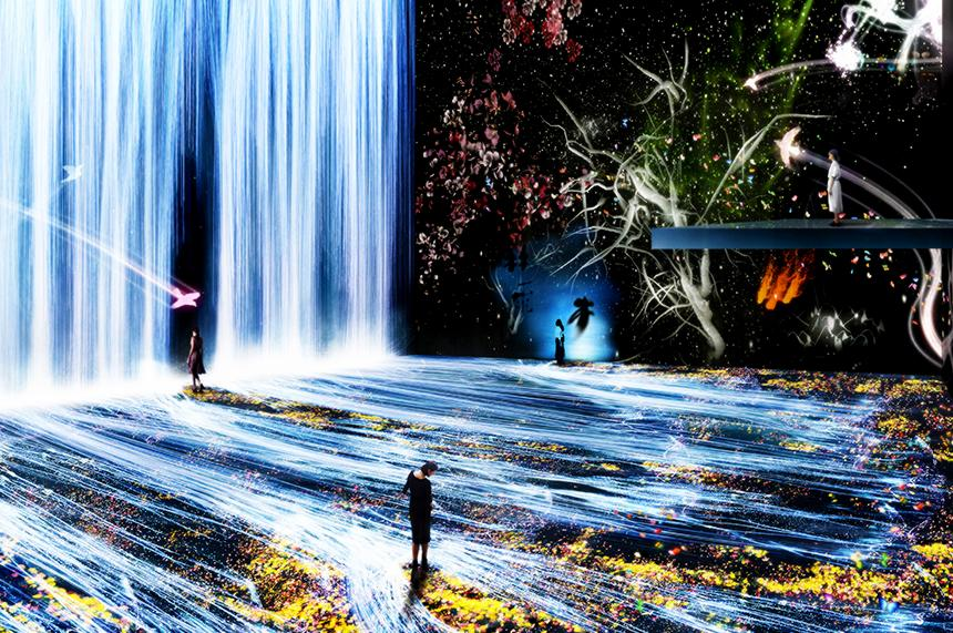 18 La Villette Expo Teamlab