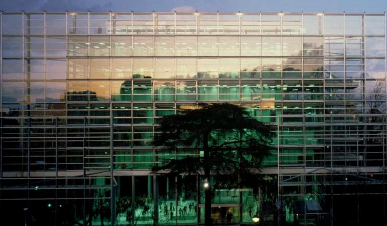 16 Fondation Cartier Architecture
