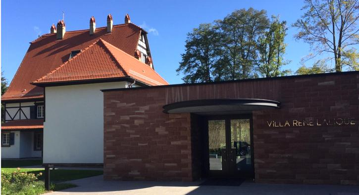 16 Villa Rene Lalique Restaurant