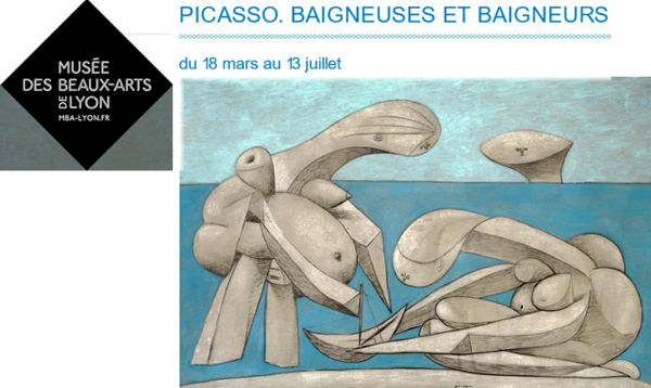20 Expo Picasso les Baigneuses