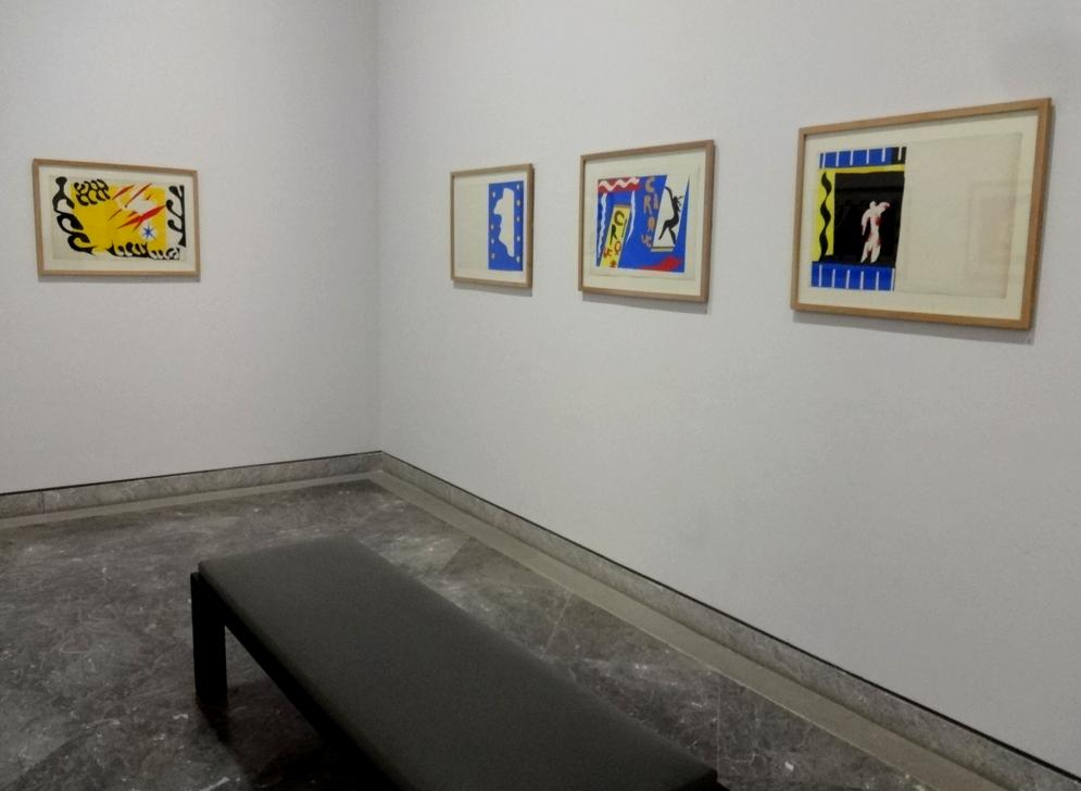 17 Musee BA Lyon Expo Matisse Salle 97