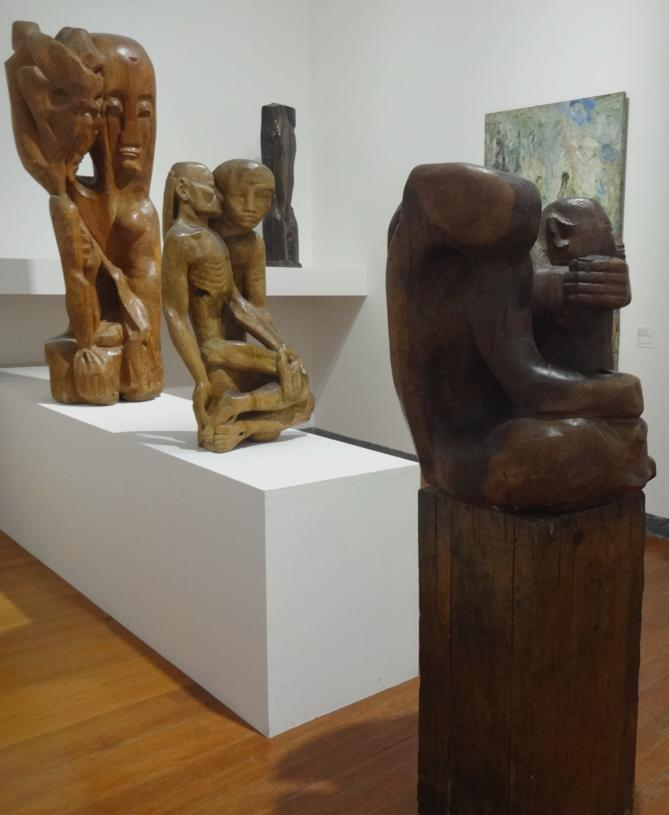 17 Musee BA Lyon Expo Matisse Sculpture X42