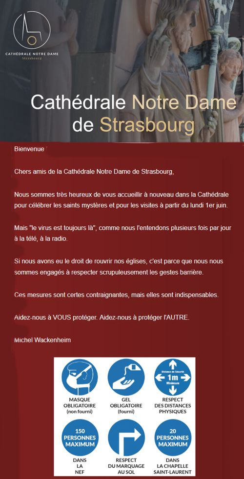 20 Cathedrale Notre Dame Strasbourg
