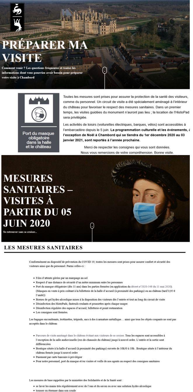 20 Chateau Chambord 5 juin 2020