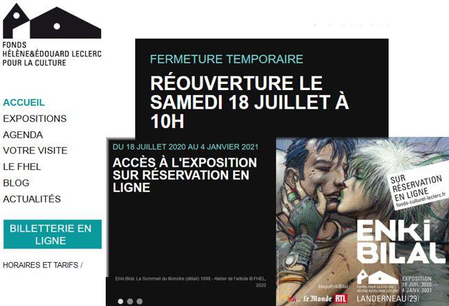 20 Fonds Helene Edouard Leclerc 18 juillet 2020