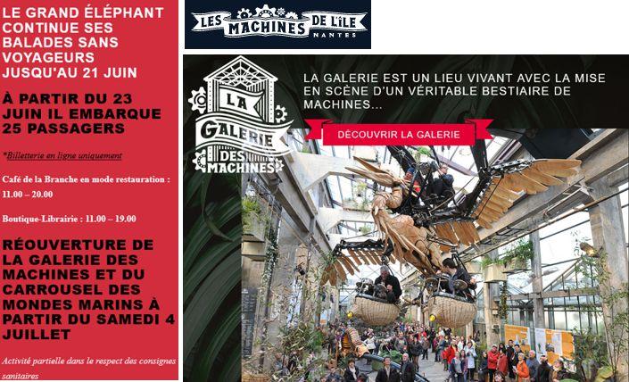 20 Les Machines de Iles Nantes 4 juillet