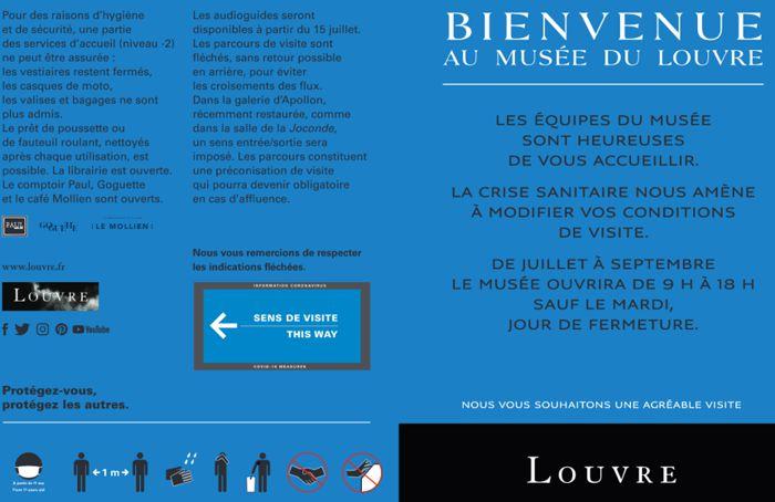 20 Musee Louvre Paris Reouverture Parcours