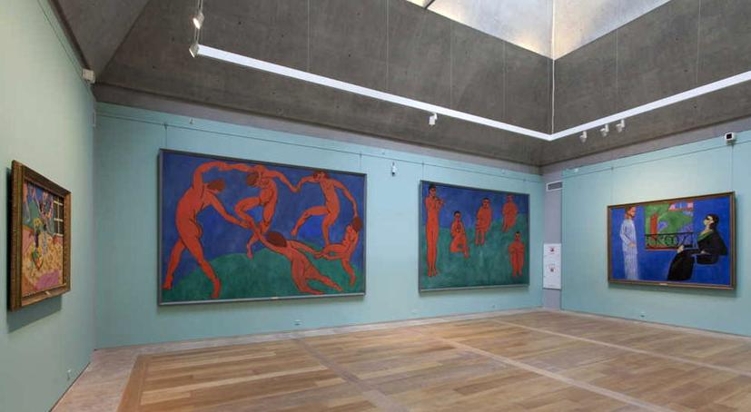 18 Ermitage Russie Expo Matisse
