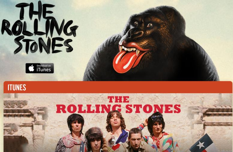 13 The Rolling Stones