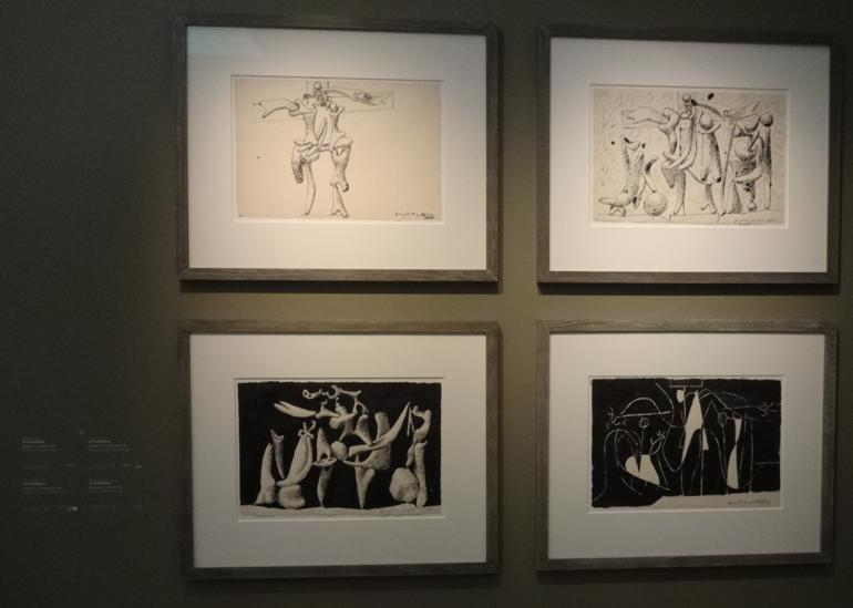 17 Musee Beaux Arts Rouen Expo Picasso 8
