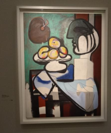 17 Musee Beaux Arts Rouen Expo Picasso 91