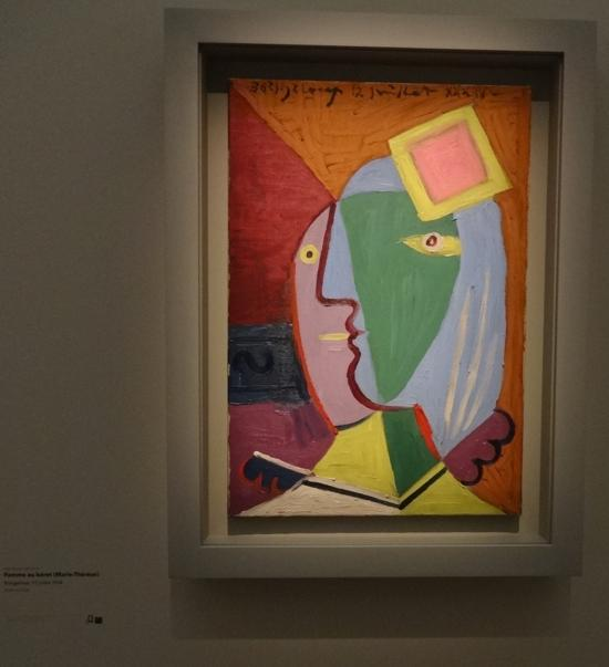 17 Musee Beaux Arts Rouen Expo Picasso 92