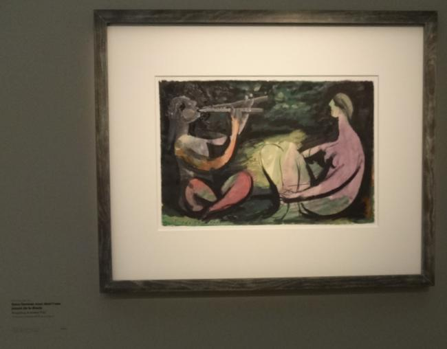17 Musee Beaux Arts Rouen Expo Picasso 994