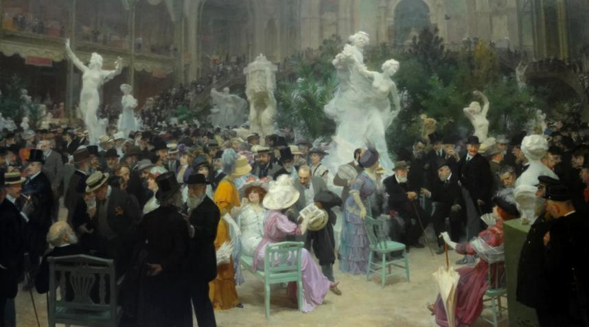 17 Musee Beaux Arts Rouen Impressionnistes