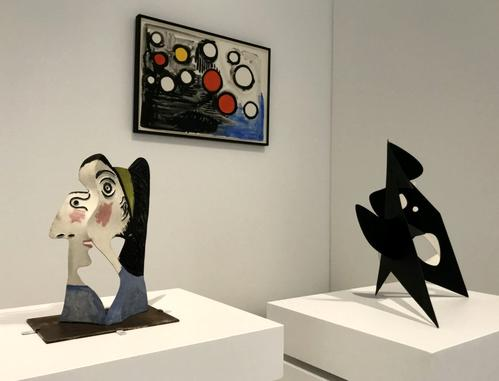 19 Musee National Picasso Calder Picasso 5
